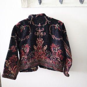 Sugar street weavers boho vintage jacket